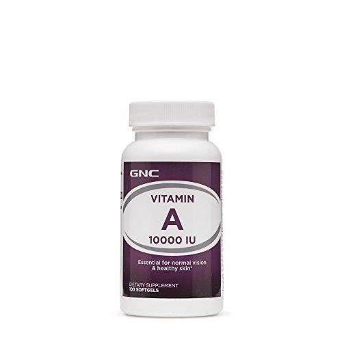 GNC Vitamin A 10000 IU