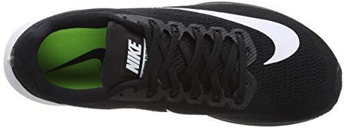 black Wmns Zoom Nike 10 White De Elite Noir Fitness 001 Air Femme Volt Chaussures vwdEqd