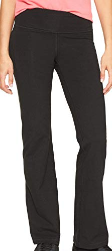 Gap Yoga Pants - GAP Womens GapFit Gym Yoga Pants, True Black (L)