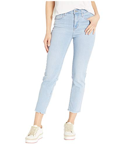 Levi's Women's 724 High Rise Straight Crop Jeans, Perfect Mistake, 29 (US ()