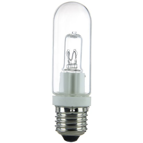 Sunlite  03043-SU 150T10/HAL/CL 150-watt Halogen Single Ended Double Envelope T10 Bulb ()