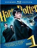 Harry Potter & Sorcerer's Stone [Blu-ray]