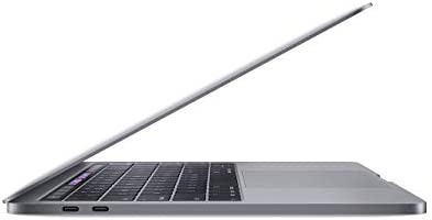 Apple 13.3″ MacBook Pro with Touch Bar, Intel Core i5 Quad-Core, 8GB RAM, 128GB SSD – Mid 2019, Space Gray, MUHN2LL/A (Renewed) 31zR12n 2BuCL
