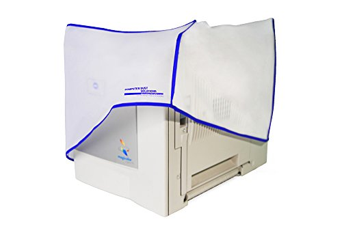 Dust and water resistant silky smooth antistatic vinyl Printer Dust Cover (24W x19H x 24D)