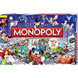 Disney Theme Park Monopoly Board Game. Own it All As You Buy Your Favorite Disney Attractions. Disney Theme Park Edition III. Features Pop Up Disney Castle (Disney Board Games Theme)
