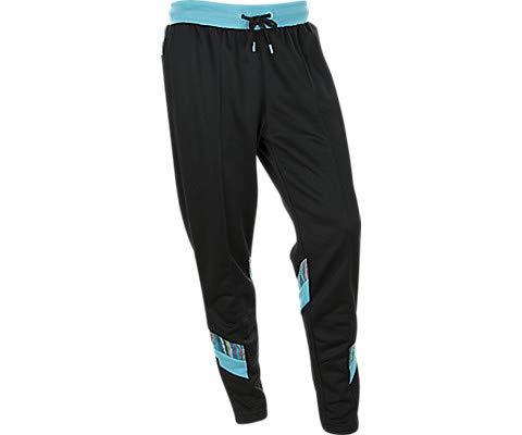 (PUMA Men's Puma X Coogi Track Pants Puma Black/Blue Atoll X-Large 31)