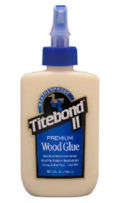 Titebond Weatherproof Wood Glue Wood, Paper, Cloth 4 Oz by Franklin International [並行輸入品] B0186MDSIY