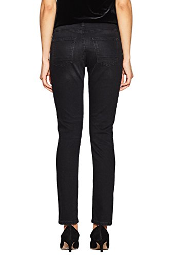 911 Donna Slim Esprit black Wash Nero Jeans Dark 0SExwqPf