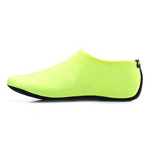 Bonboho Escarpines Para Mujer Fluorescent Grün