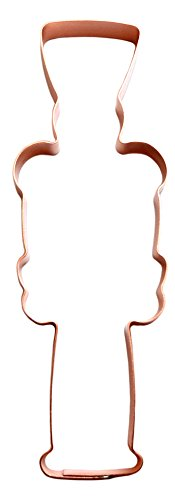 No. 1 Nutcracker Cookie Cutter by The Fussy Pup (large)