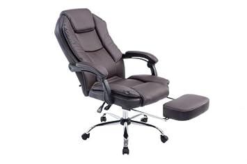 Clp fauteuil de bureau ergonomique castle chaise bureau réglable