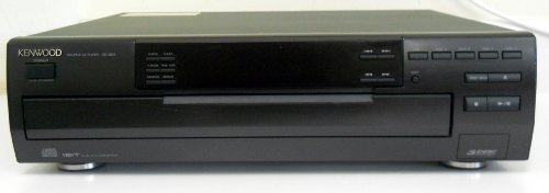 Kenwood CD-203 Multiple CD Player Changer w/ 5 Disc Changer (Kenwood Stereo Receivers For Home)