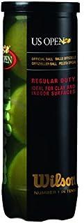 Wilson US Open Regular Duty Tennis Ball (3 Ball Can) by Wilson