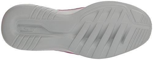 Mojo Donna Indoor Rosa Scarpe Mania Skechers Go Pink Run Sportive HTqEPE