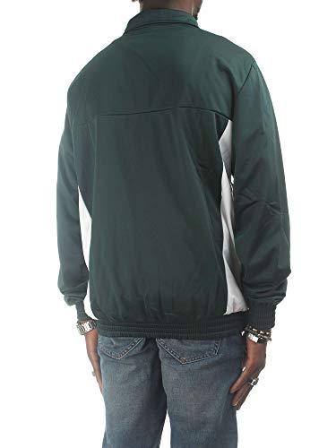 Heritage Verde Chaquetas Ellesse Hombre SHY05328 UTd7d