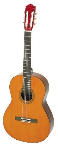 Yamaha CS40 7/8 Size Nylon String Classical GuitarNatural 【TEA】 [並行輸入品] B07FRST9NR