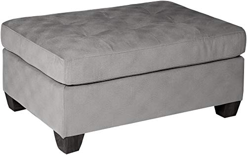 Homelegance Emilio Tufted Accent Cushioned Ottoman Polyester