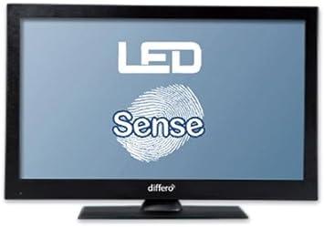 Differo DF-19LRHDUG - Pantalla LCD de 19 pulgadas, HD Ready: Amazon.es: Electrónica