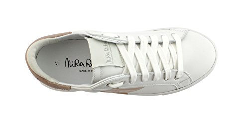 Nira Rubens Sneaker NIST05 Martini Stella Bianco/Pop Bisque