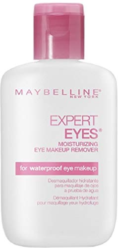 Maybelline New York Expert Eyes Moisturizing Eye Makeup Remover, 2.3 oz Pack of 10