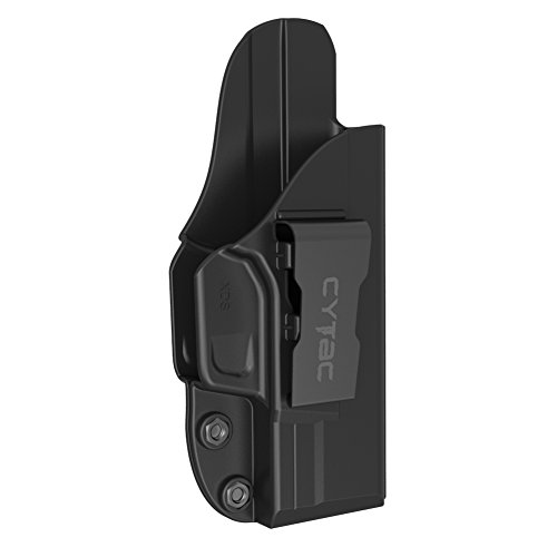 Springfield Armory XDs IWB Holster, Inside The Waistband Concealed Carry Belt Holster Fit Springfield XD-S 3.3
