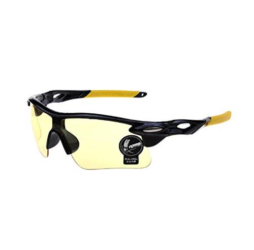 Winwintom Mujeres Plaza Deportes espejo Color al Vintage gafas libre Gafas Gafas sol de aire F Hombres de HHrFwqT