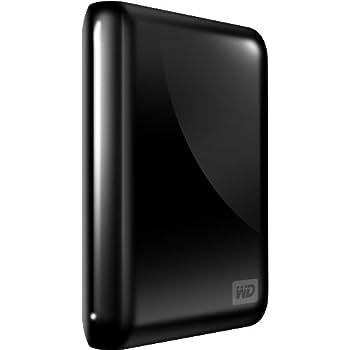WD My Passport Essential SE 1 TB  USB 3.0 Portable External Hard Drive (Black)