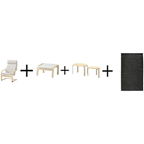 Ikea Chair Birch Veneer Finnsta White Ottoman Birch Veneer Finnsta White Nesting Tables Set Of 2 Birch Veneer Rug High Pile Dark Gray