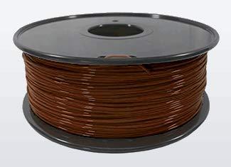 FlashForge Brown ABS 3D Printer Filament – 1.75mm