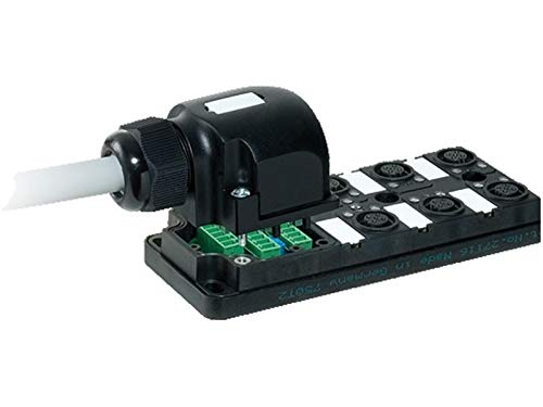 6XM12 PLUGGABLE Cable 3.0M PUR//PVC 12X0 75 MURR ELEKTRONIK 27031 MVP12 34+3X0 5POLE