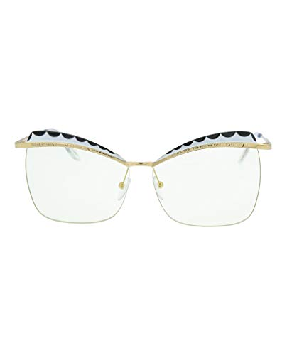Alexander McQueen Womens Cat Eye Sunglasses ()
