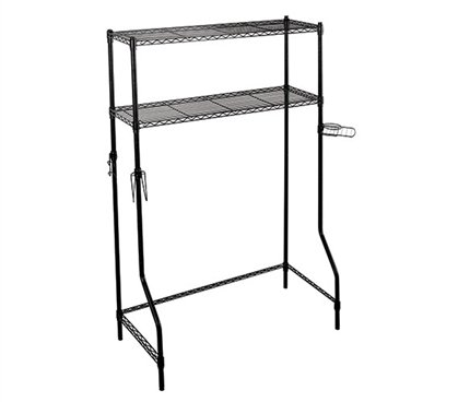 DormCo Over the Bed Shelf Supreme - Adjustable Shelving