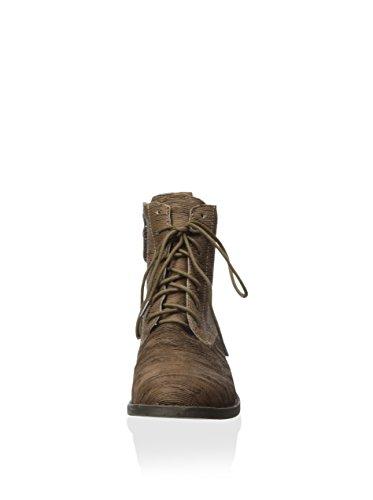 Eileen Fisher Kvinna Bravo Boot, Mörk Naturlig, 5,5 M Oss