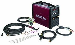 Thermal Arc W1006301 186 AC/DC Portable HF TIG System