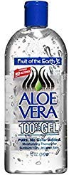 FRUIT O/T EARTH ALOE VERA GEL 12 OZ(Pack of ()
