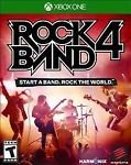 (Rock Band 4 GAME ONLY (Original Version))