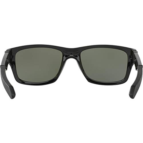 1476a2571f Amazon.com: Oakley Mens Sunglasses Black Matte/Black - Non-Polarized -  56mm: Clothing