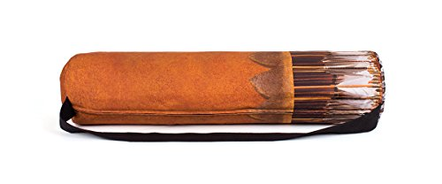 Quiver of Arrows Yoga Bag (brown)