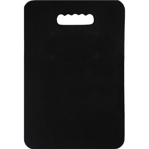 Knee Saver Protection Mat, 1-Inch Thick, 14-inches by 21-Inches, Black