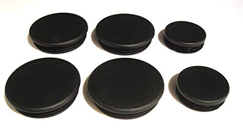 6 Piece Plug Kit for 2500HD Rear Wheel Well and Cab Frame Holes - Fits 2001-2019 GMC Sierra & Chevrolet Chevy Silverado - 2500 Truck Accessories