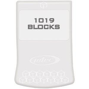 Intec Memory - New High Quality INTEC G5140 GAMECUBE MEMORY CARD (64 MB) (VIDEO GAME ACCESS)