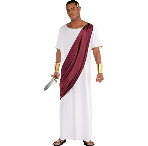Standard Adult Augustus Caesar Costume