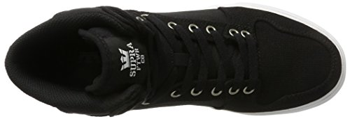Supra Vaider Lc Sneaker Sort / Hvid 2 rbbH4eb