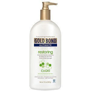Gold Bond Ultimate Restoring Skin Therapy Lotion 13 oz (368 g) package of 2