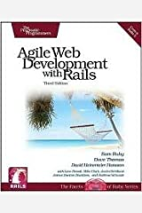 Agile Web Development with Rails 3th (third) edition Text Only Paperback