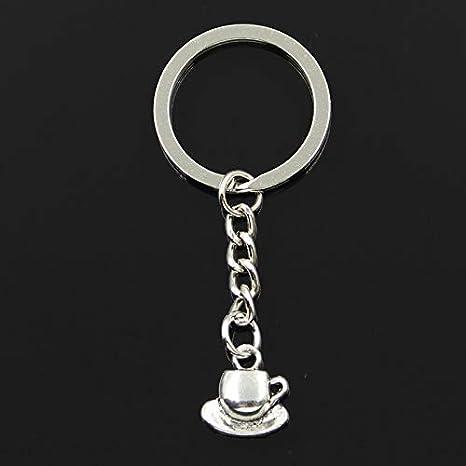Amazon.com: Mct12-1 - Llavero con cadena de metal chapado en ...