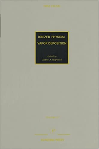 Ionized Physical Vapor Deposition