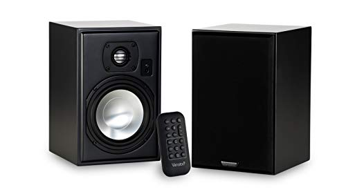 Vanatoo Transparent One Encore Powered Speakers (Black, Set of 2) ()