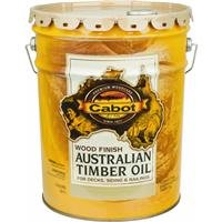 Cabot Australian Timber Oil Exterior Natural 5 Gl