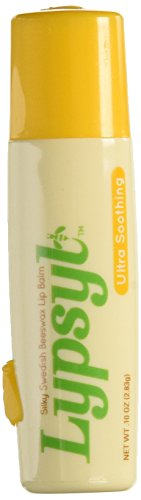 Lypsyl Ultra Soothing Chamomile & Honey Silky Swedish Beeswax Lip Balm, Natual Healing Complex -  B00NMEIKS0